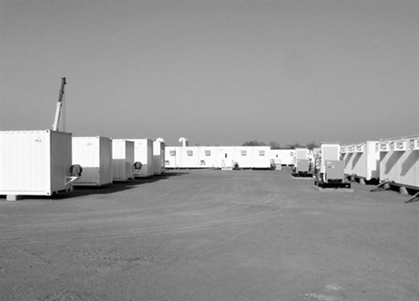 Man Camps for Griffiths Energy (Glencore)